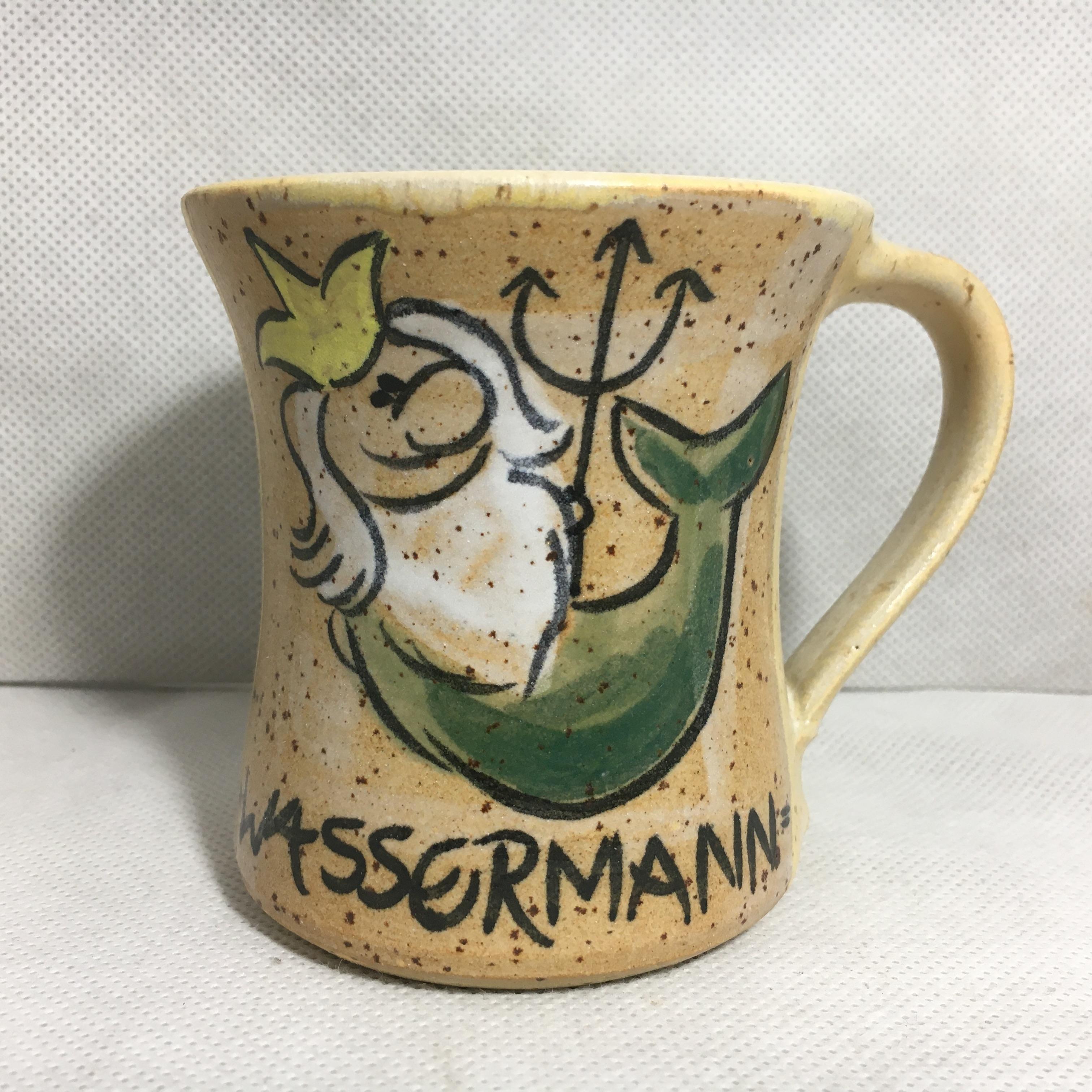 Tasse Wassermann