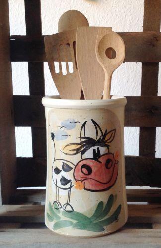 Bestecktopf Kuh