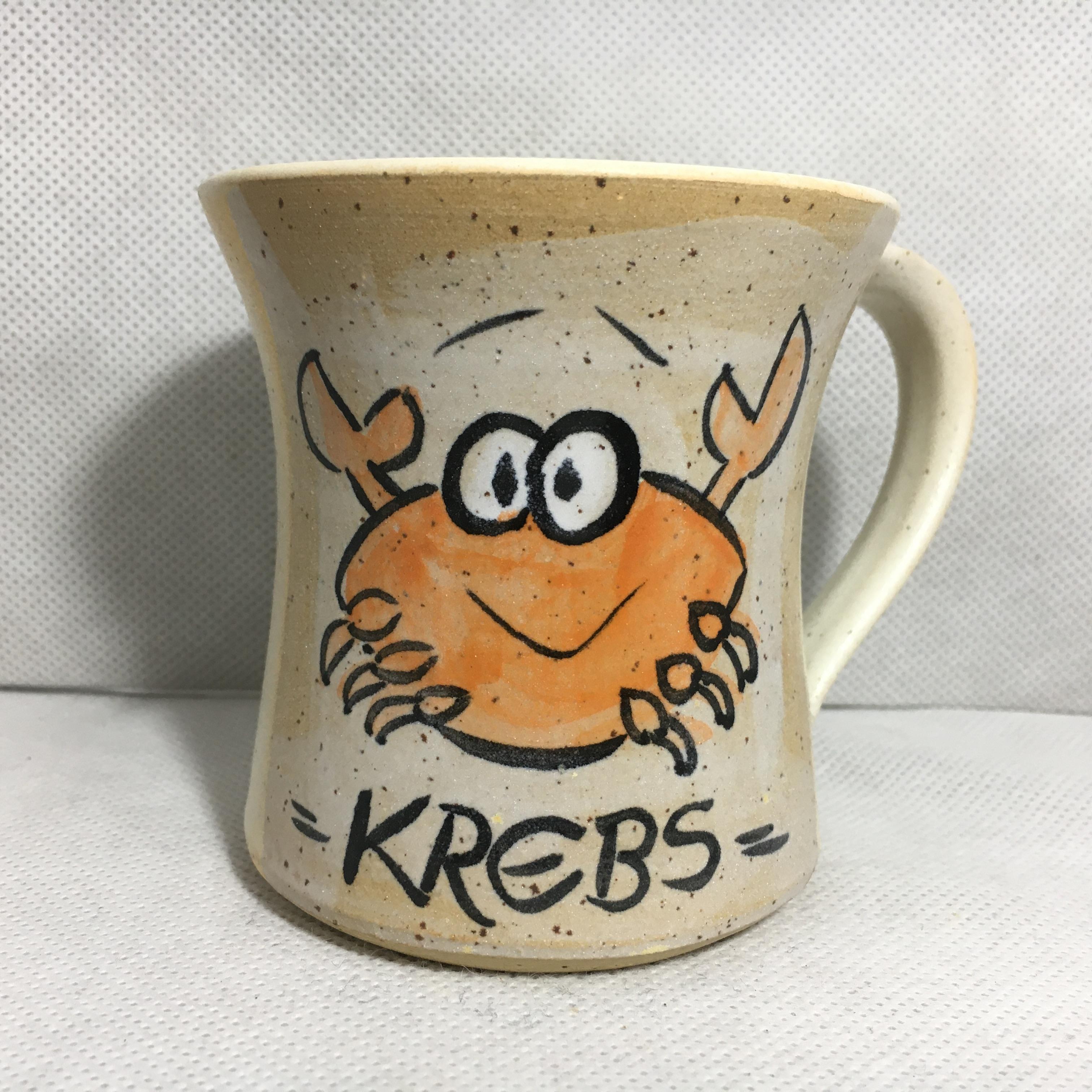 Tasse Krebs
