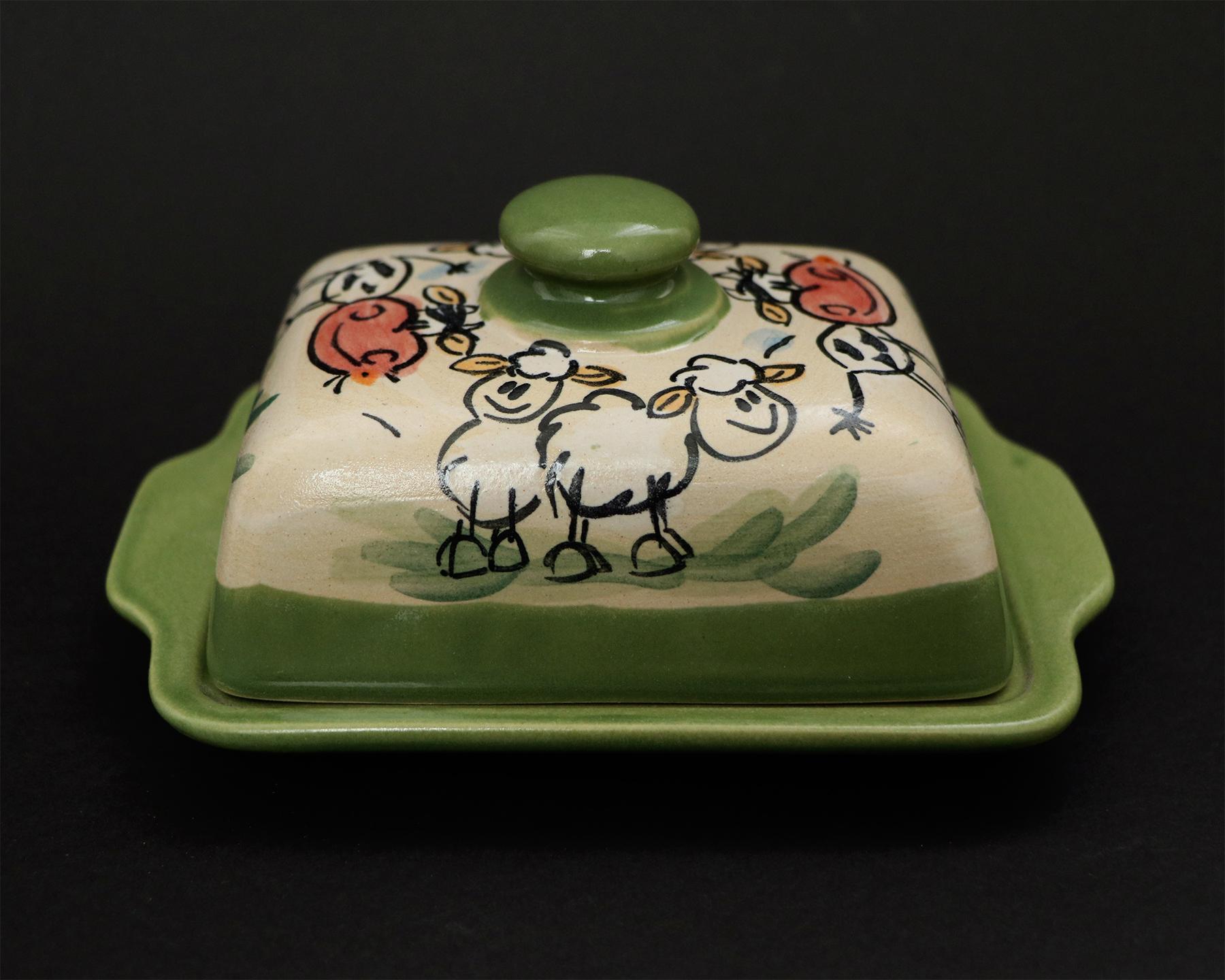 Butterdose Schaf/ Kuh